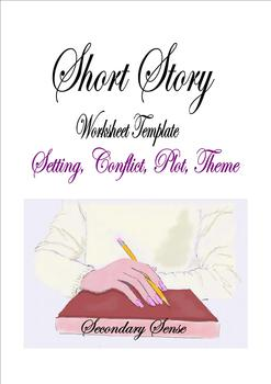 SHORT STORY Elements Template