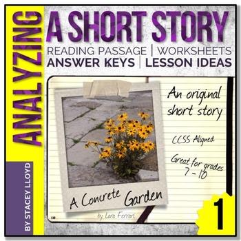 SHORT STORY Mini-Unit: A Concrete Garden