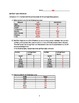 SI Units and Significant Figures Worksheet