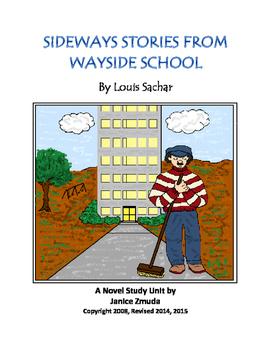 SIDEWAYS STORIES FROM WAYSIDE SCHOOL: A Novel Study by Jan