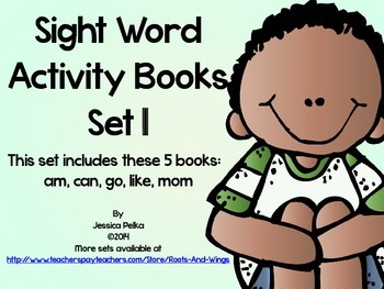 SIGHT WORD and HIGH FREQUENCY WORDS: Set 1