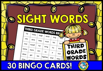 SIGHT WORDS PRACTICE: SIGHT WORDS GAME: DOLCH THIRD GRADE WORDS