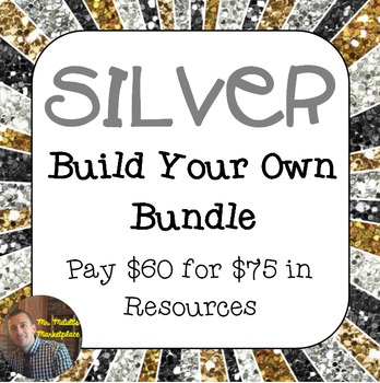 SILVER Build Your Own Bundle: Pay $60, Get $75 in Resources