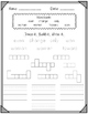 SIPPS Sight Word Seat Work; Extension Lessons 21- 40