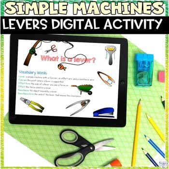 Simple Machines Levers Nonfiction Google Drive Activity