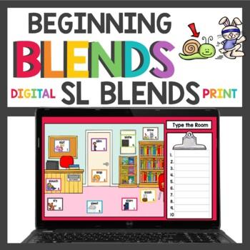 SL Blends Work Working Activities