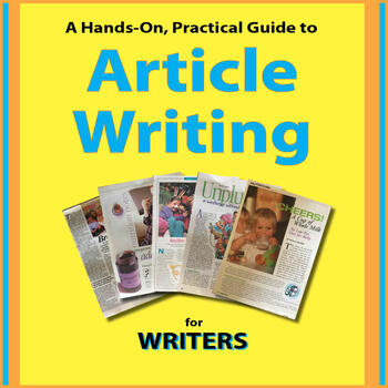 SL - How to Write a Magazine Article - Audience and Target
