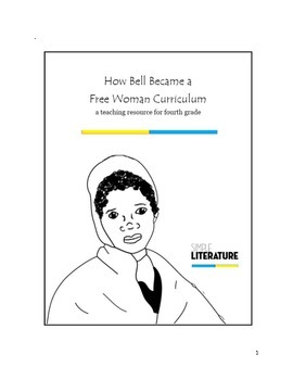 4SL - How Bell Became a Free Woman - Black History and Literature