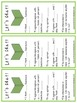 SL.5.3 Fifth Grade Common Core Worksheets, Activity, and Poster