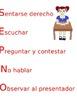 SLANT poster English/Spanish