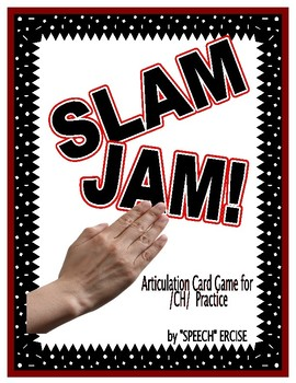 SPEECH THERAPY SLAP JACK! An Articulation Card Game for /C