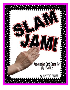 SPEECH THERAPY SLAP JACK! An Articulation Card Game for /L