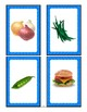SPEECH THERAPY SLAP JACK! FRUITS, VEGETABLES & OTHER FOOD