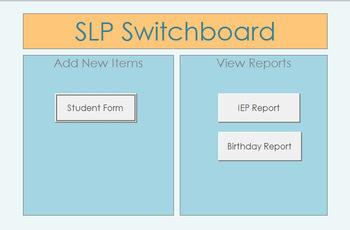 SLP Database Free Sample
