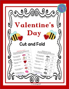 SLP Valentine's Day Cut & Fold (Wh Questions)