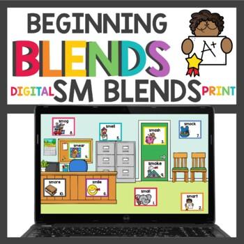 SM Blends Work Working Activities