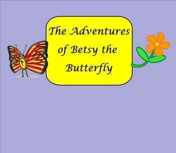 SMART Board: Betsy Butterfly: Math: Beginning Multiplicati