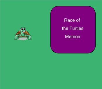 SMART Board: Race Turtles: English: Vocabulary Memoir Term