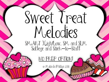 SMART Board: Sweet Treat Melodies for the Kodaly Classroom