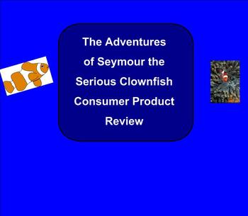 SMART Board: Symour Clownfish: English: Consumer Product R