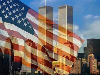 SMART Board lesson on September 11, 2001