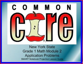 SMART Files for NYS Math Module 2 Application problems for