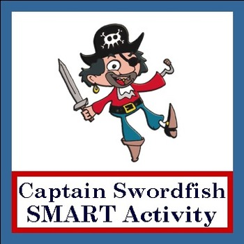 """SMART Music Activity to go with """"Captain Swordfish"""" by Lis"""