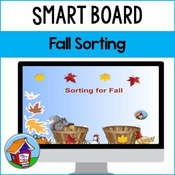 SMART Board Sorting for Fall