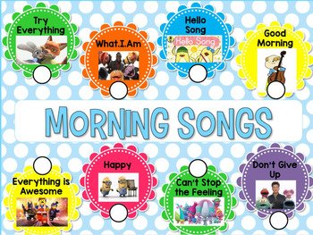 SMART board Morning Songs Jukebox-YouTube & Ad Free!
