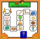 SMARTBOARD PHONICS GAMES:  Pumpkin Edition