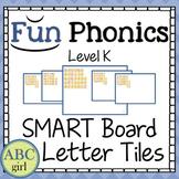 SMARTBoard Letter Tiles for Phonics & Word Work (Reading &