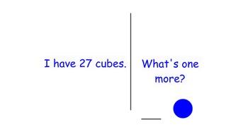 SMARTBoard Self Checking Math Station One More Task 61-80