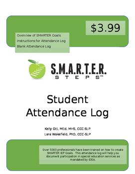 SMARTER Student Attendance Log