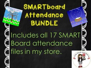 SMARTboard Attendance Bundle *SUBSCRIPTION*