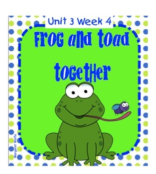 """Reading Street """"Frog and Toad Together"""" SMARTboard  First"""