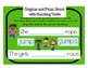 """Reading Street """"Life in the Forest"""" SMARTboard First Grade"""