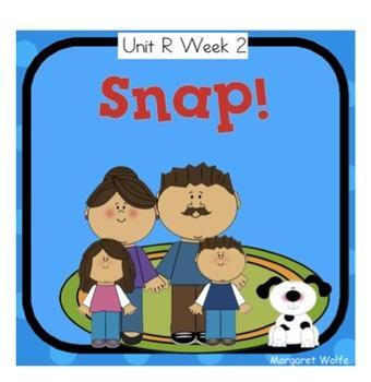 "Reading Street ""Snap!"" SMARTboard First Grade Unit R Week 2"