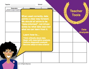 data analysis template for teachers - smart data analysis template for professional by