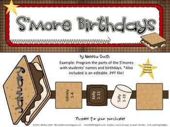 S'More Birthdays