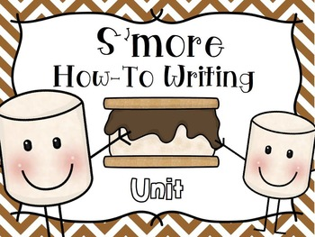 S'More How-to Writing with Rubric