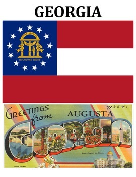 GEORGIA FACTS UNIT (GRADES 3 - 5)