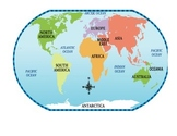 SOCIAL STUDIES: OCEANS AND CONTINENTS