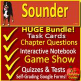 Sounder Unit Novel Study