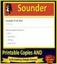 Sounder Novel Study Unit