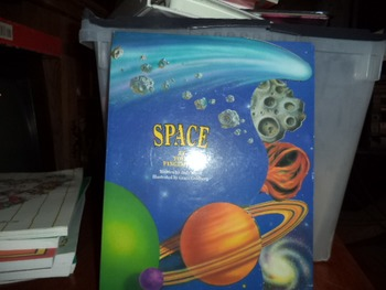 SPACE AT YOUR FINGERTIPS  ISBN 1-56293-338-8