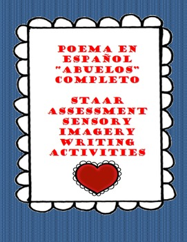 """SPANISH """"ABUELOS"""" COMPLETO/Complete Spanish Poem with STAA"""