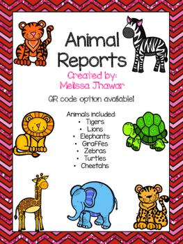 SPANISH Animal Reports
