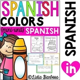 SPANISH Colors- mini unit