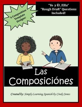 "SPANISH ""Composition"" ACTIVITIES"