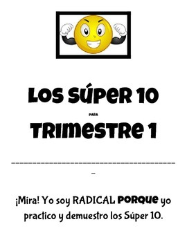 SPANISH DUAL IMMERSION KINDERGARTEN READINESS (SUPER 10)